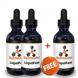 LiquiLetro - 2.5mgs/ml @ 30mls - 3pack