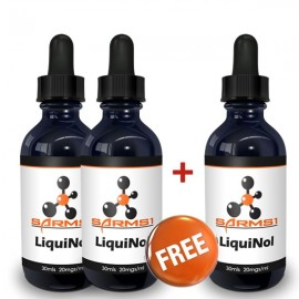 LiquiNol - 20mgs/ml @ 30mls - 3pack